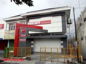 Ducati Yogyakarta...