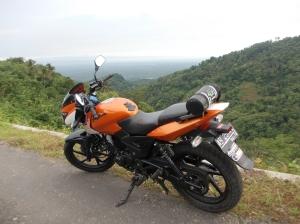 Orange Juss nampang...