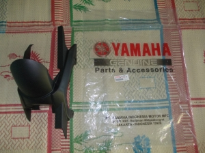 Rear fender Yamaha Byson
