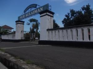 Masjid Nur Sulaiman, Banyumas...