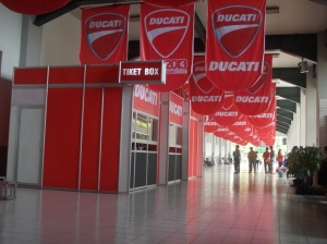Indonesia Ducati Week 2013...