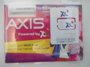 Penukaran Axis (1)