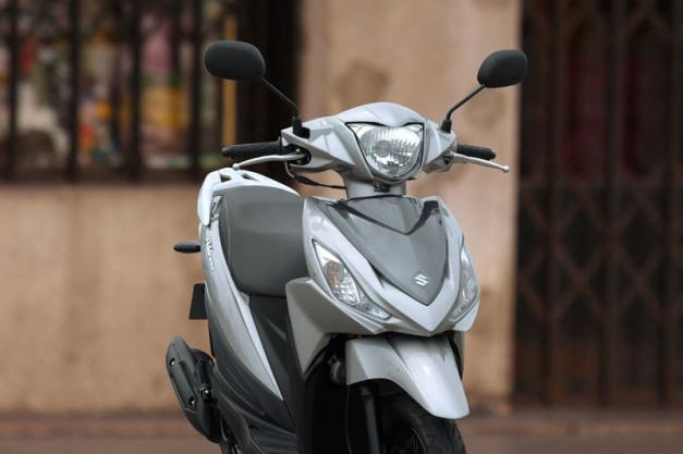 Suzuki Address (1)
