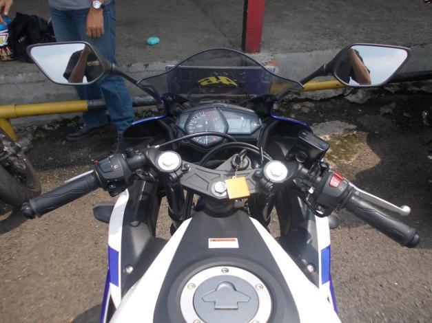 Tangki Yamaha R25...