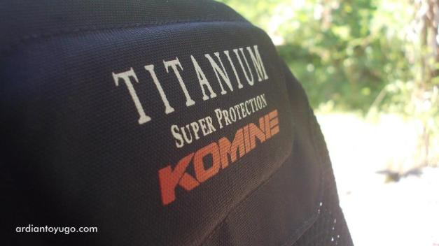 Komine Titanium (1)