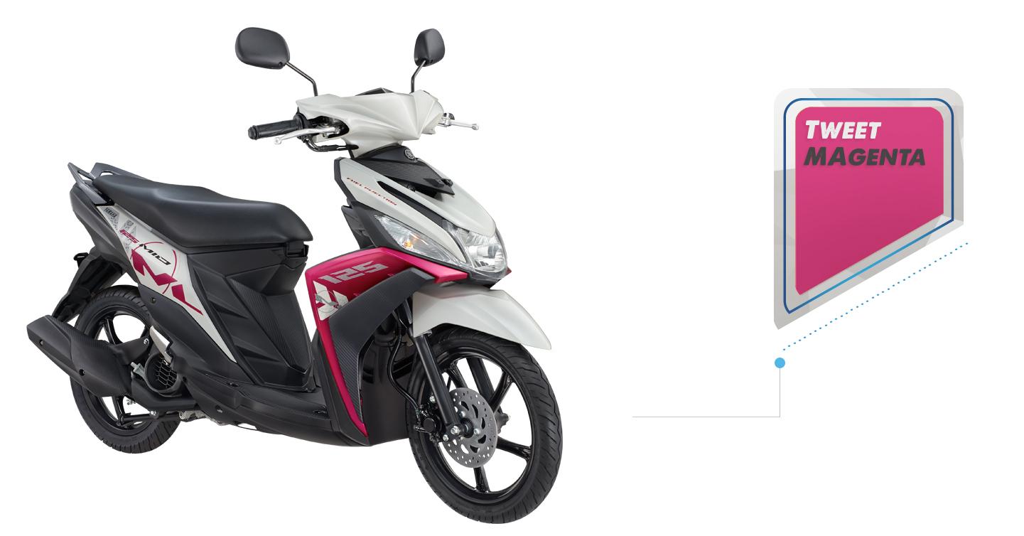 Galeri Gambar Dan Spesifikasi Mio 125 Mirip Honda Beat