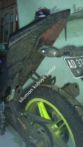 rear fender R15