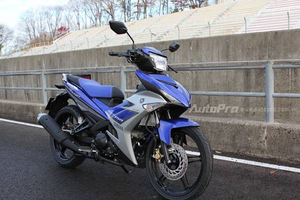 Yamaha Exciter 150 (1)