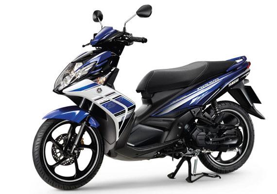 Yamaha Nouvo 2015