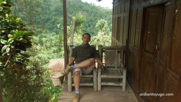 Home stay...
