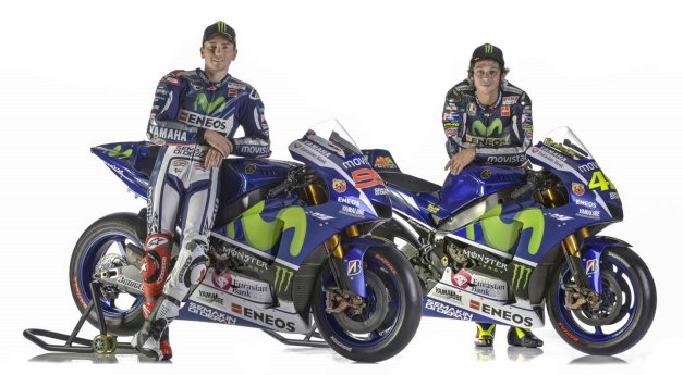 Rossi and Lorenzo 2015