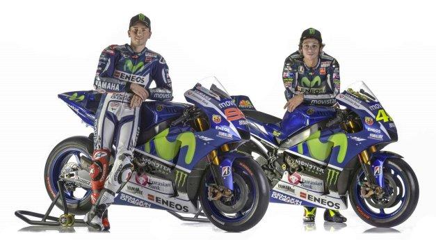 Rossi and Lorenzo 2015
