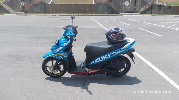 Suzuki Address (3)
