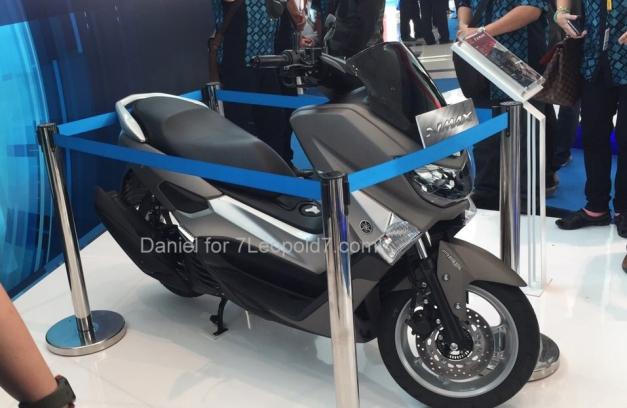 Yamaha NMax 150 (1)
