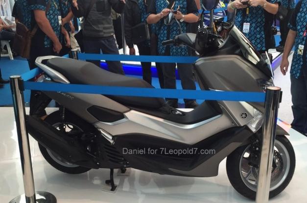 Yamaha NMax 150 (2)