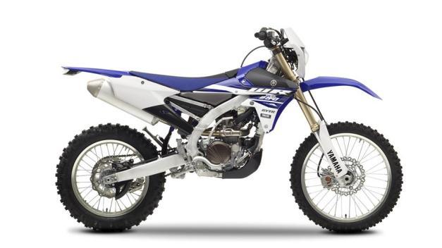 Yamaha WR250 (2)
