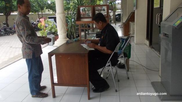 Bayar Pajak di Samsat Kulon Progo