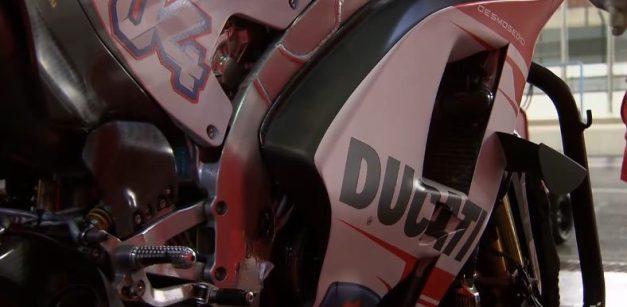 Ducati Desmosedici GP15 Winglet