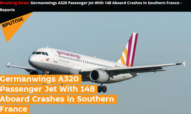 Germanwings 4U9525