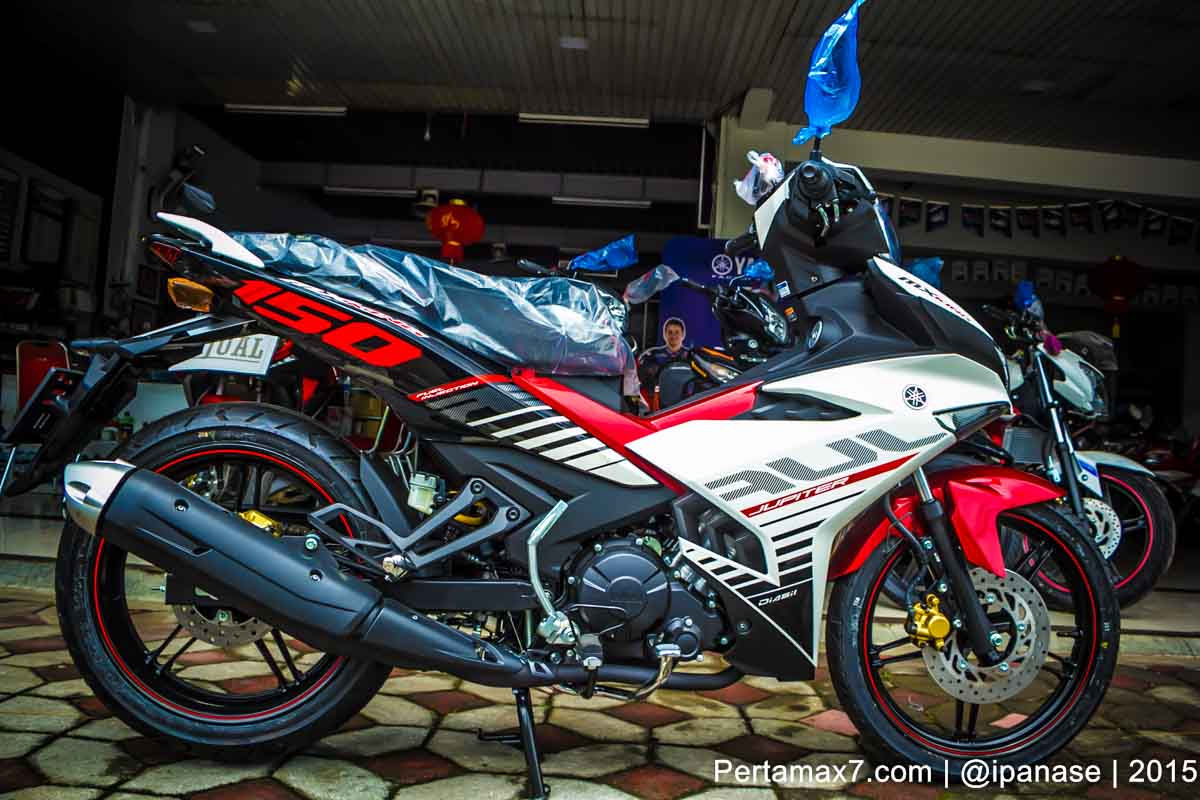 Yamaha Indonesia Resmi Merilis Jupiter MX King 150 Ardiantoyugo