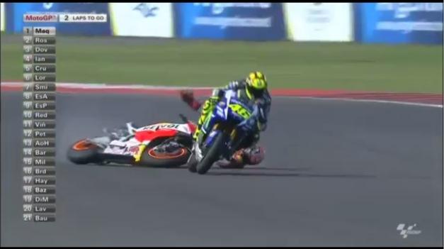 Marquez crash (1)