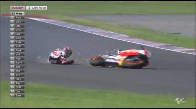 Marquez crash (2)
