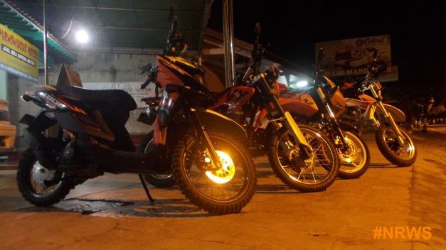 Night Riding Without Seeing (2)