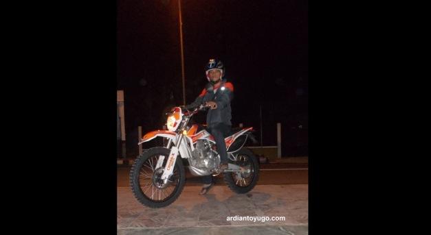 Review Viar Cross X 200 SE