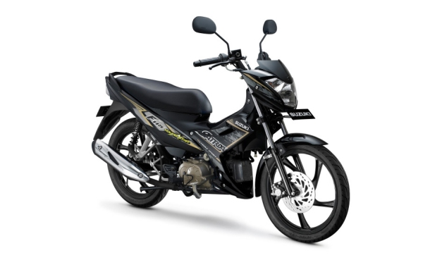 Suzuki Satria F115 Young Star modifikasi
