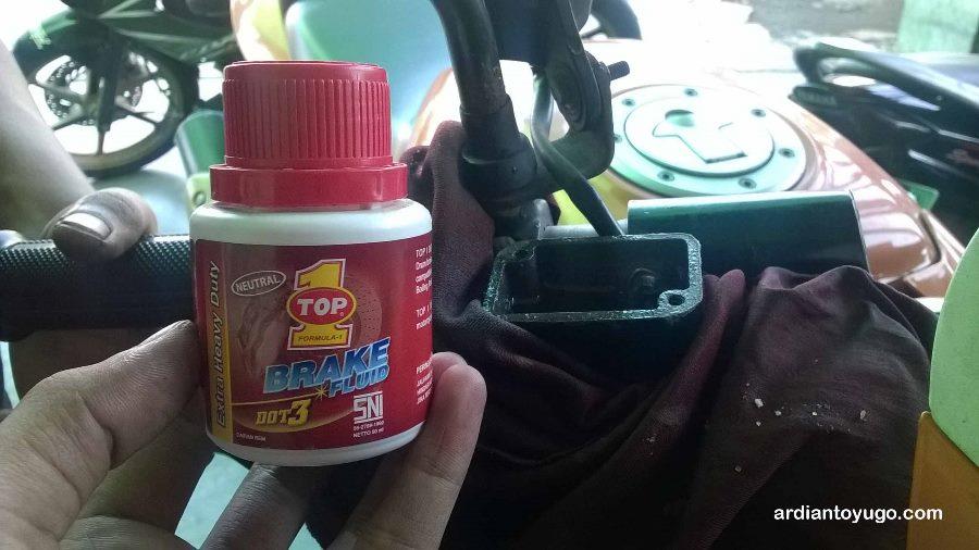 yeah rem merupakan komponen yang sangat penting pada kendaraan rem ...