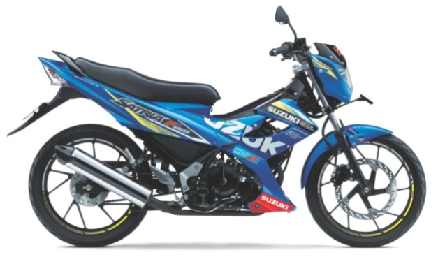 Satria FU MotoGP