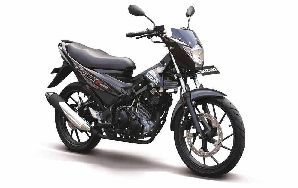 Modifikasi Suzuki Satria Fu 150 Like Motor Cross Html