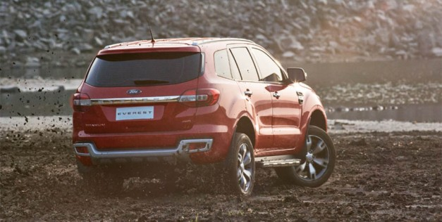 All New Ford Everest 2016 (2)