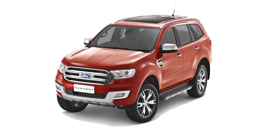 All New Ford Everest 2016, Tampil Lebih Fresh… Ardiantoyugo