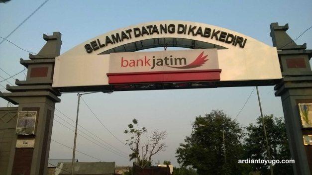 Selamat datang di Kediri...