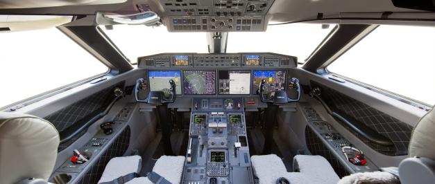 gulfstream g650 cockpit