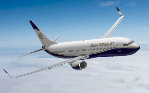 Boeing Busines Jet