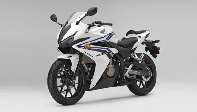 New Honda CBR 500R 2016