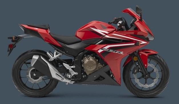 New Honda CBR 500R