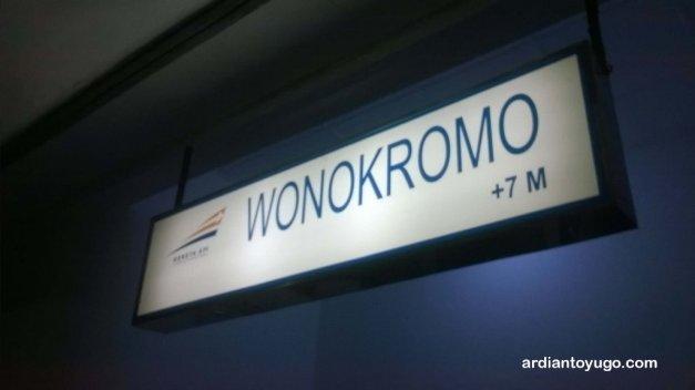 Stasiun Wonokromo