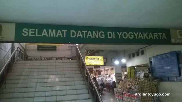 Terminal Giwangan Yogyakarta