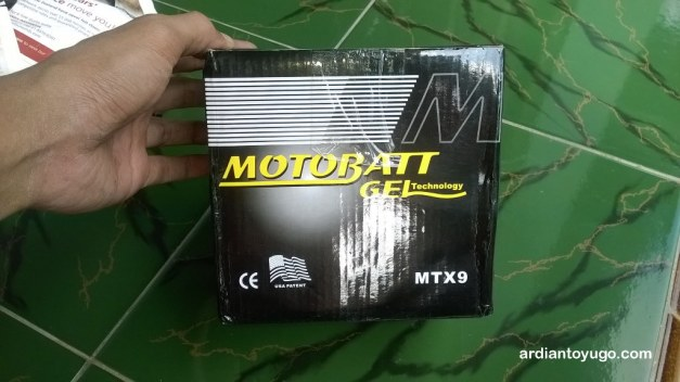 Aki Motobatt