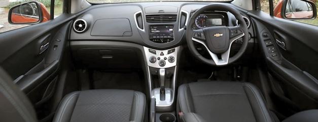 Chevrolet Trax (4)