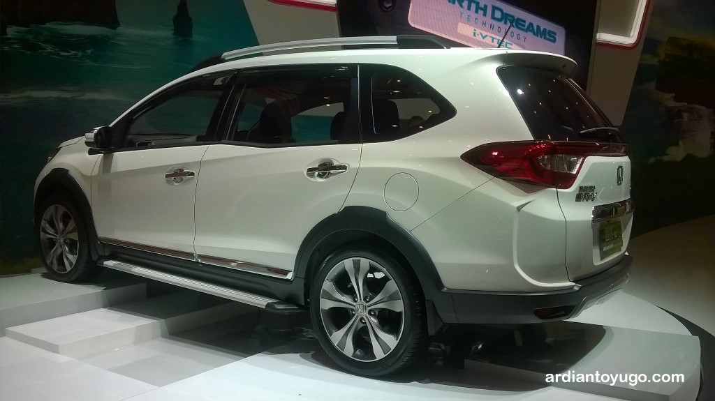 First Impression New Honda BRV Tipe E CVT…