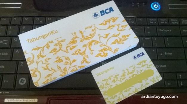 BCA Tabunganku