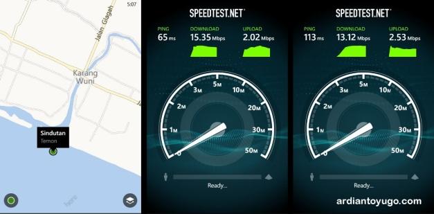 Koneksi 4G Smartfren di Wates, Yogyakarta