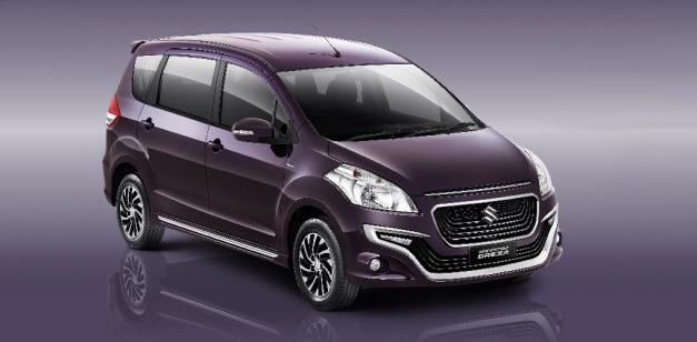 New Suzuki Ertiga Dreza