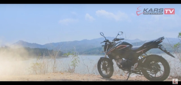 Video Review All New Honda CB150R