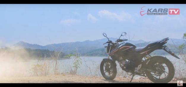 Video Review All New Honda CB150R