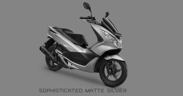 All New Honda PCX 2016